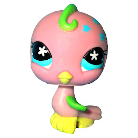 Littlest Pet Shop Large Playset Bird (#571) Pet