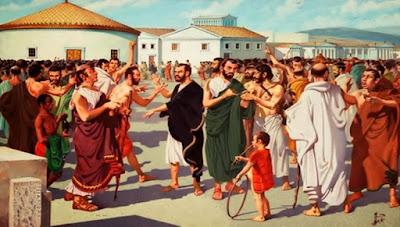 Tο κράτος πρόνοιας στην Αρχαία Ελλάδα