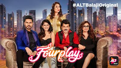 Fourplay 2019 Hindi Complete WEB Series 720p HEVC x265