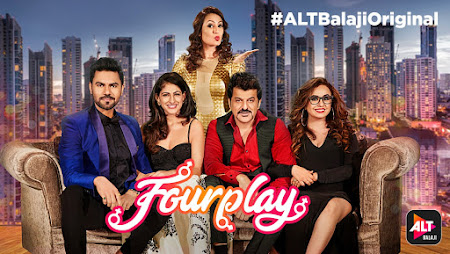 Poster Of Fourplay Season 01 2019 Watch Online Free Download