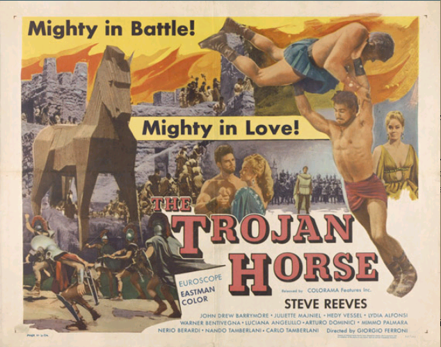 Dating for sex: the trojan horse 1961 online dating