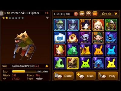 Guardian Hunter: SuperBrawlRPG Mod android
