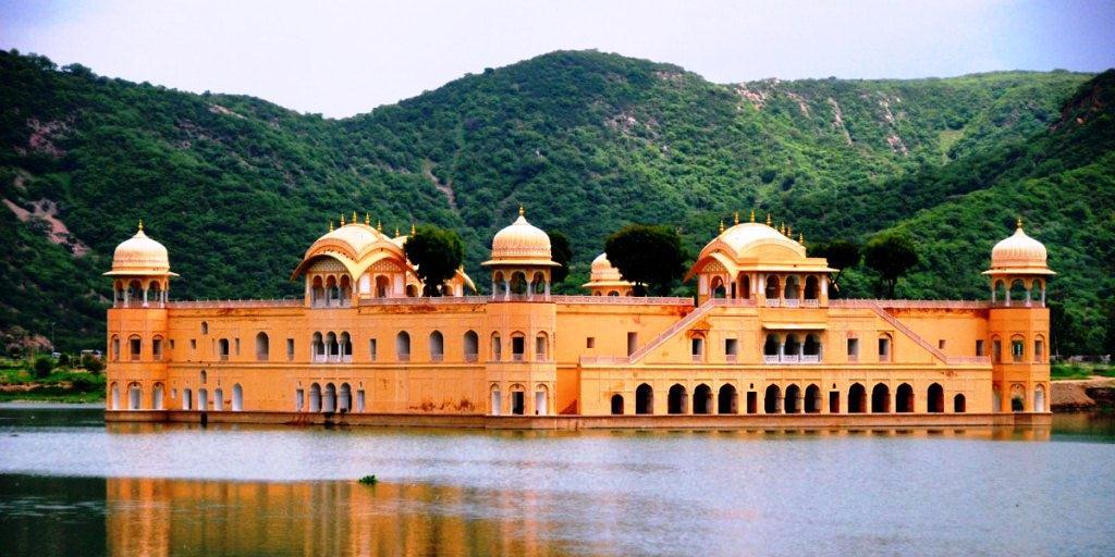 राजस्थान के प्रसिद्ध महल