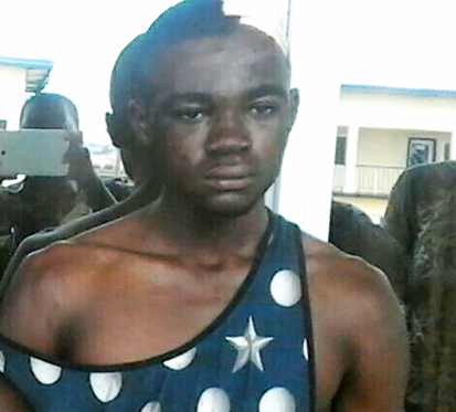 I stole GH¢15, not GH¢300 - Armed robber