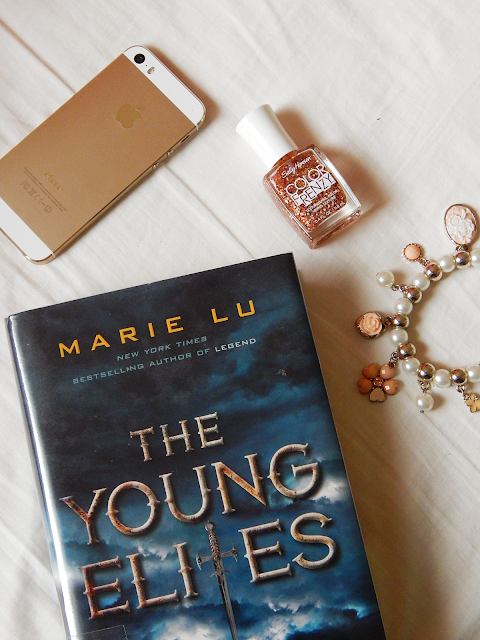 The Young Elites Book Review | empoweredinternetwomen