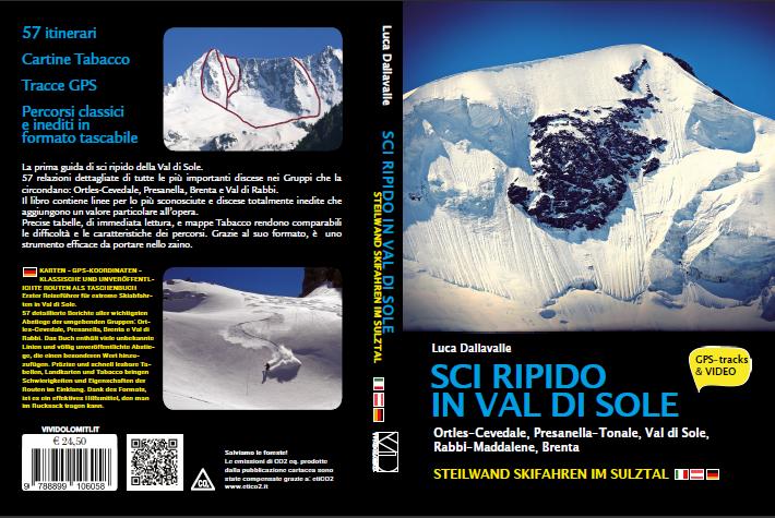 Sci Ripido in Val di Sole, Luca Dallavalle