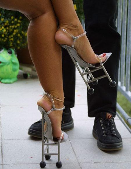 high heel pain