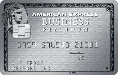 Carte American Express Business