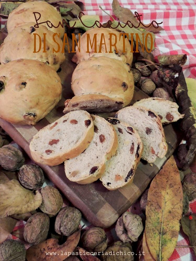 Foto Pan caciato di san martino