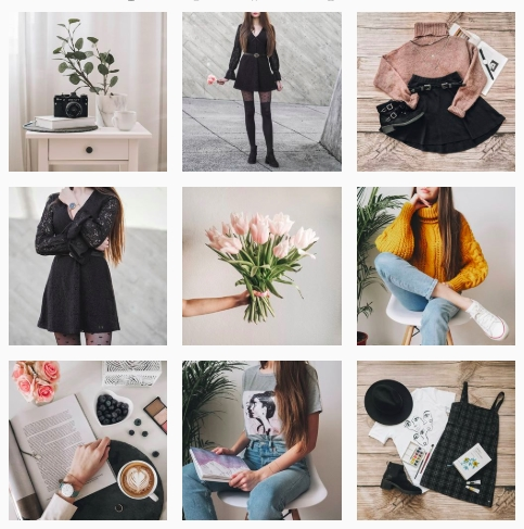 instagram lifestyle i fashion
