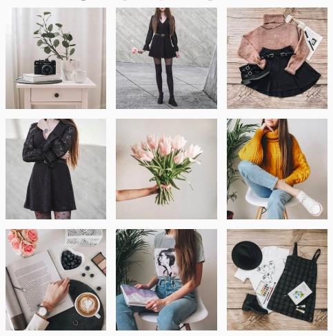 instagram lifestyle i fashion
