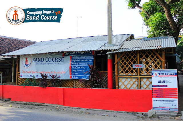 Office Sand Course