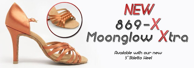 Buty taneczne Ray Rose - nowy Moonglow Xtra