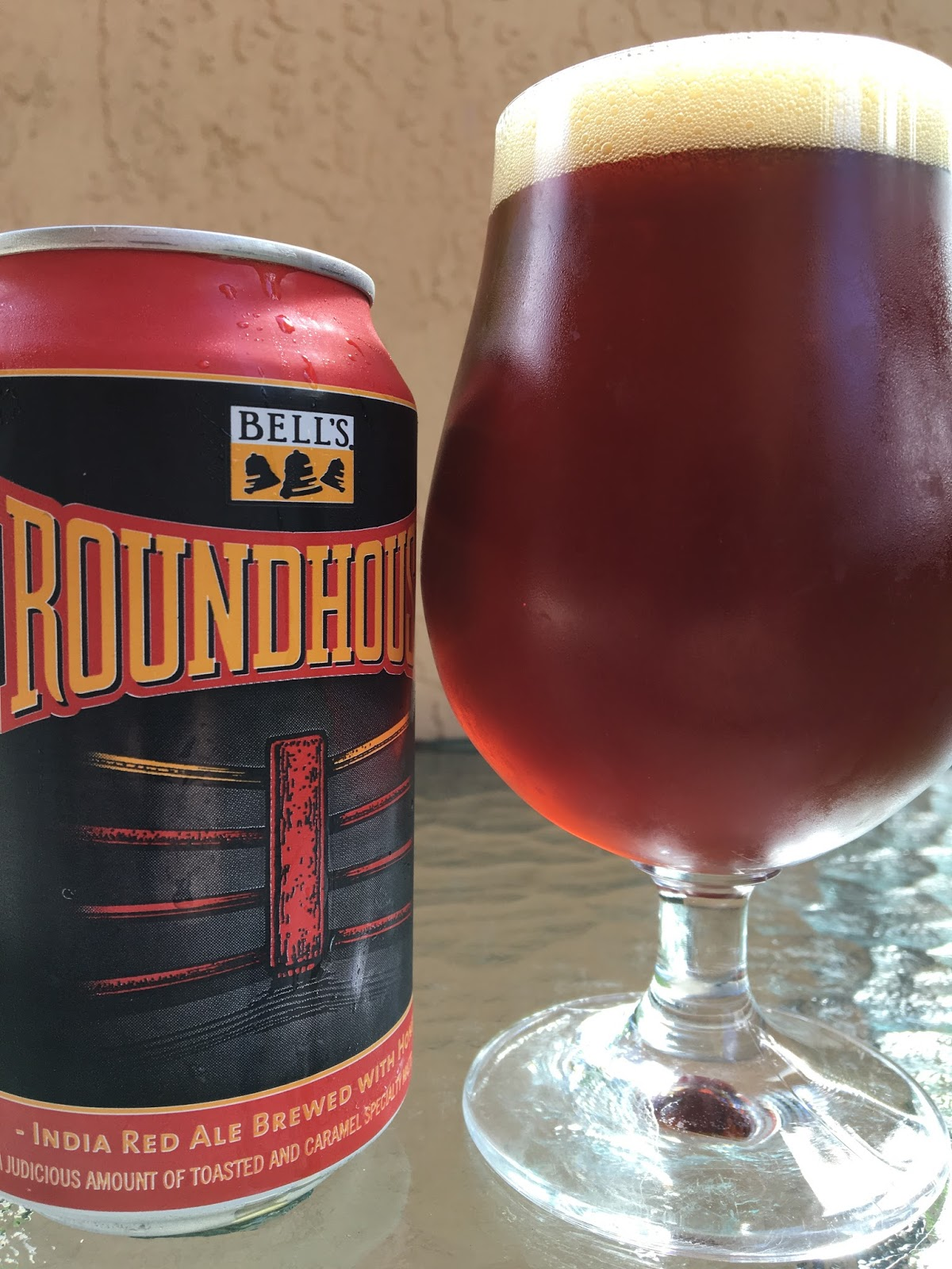 Daily Beer Review: Roundhouse India Red Ale