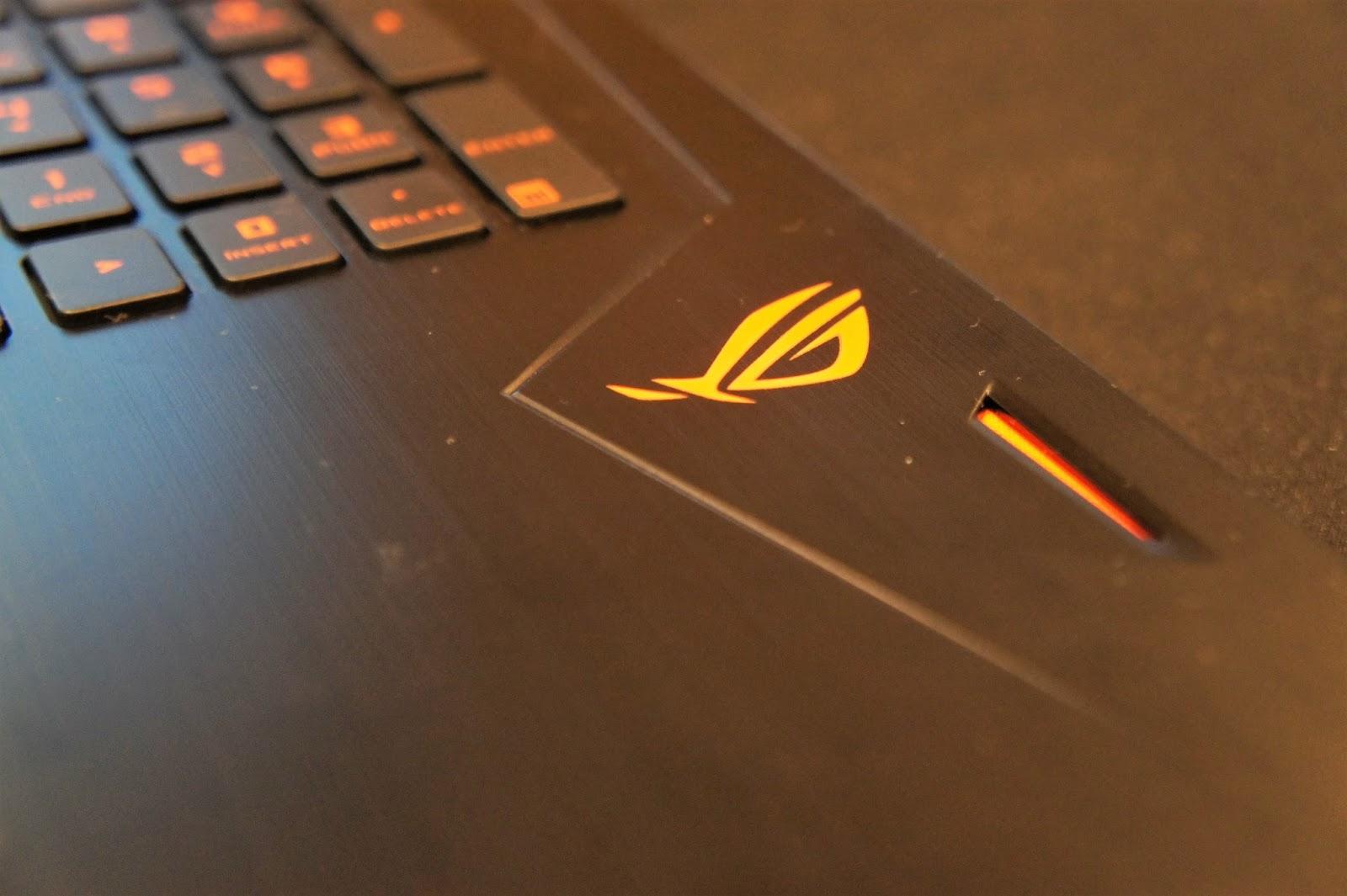 ASUS ROG STRIX GL502 Gaming Laptop with GTX 1070