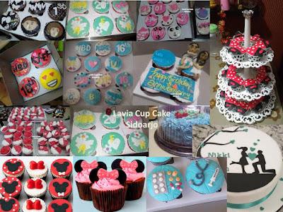 Lavia Cup Cake Sidoarjo