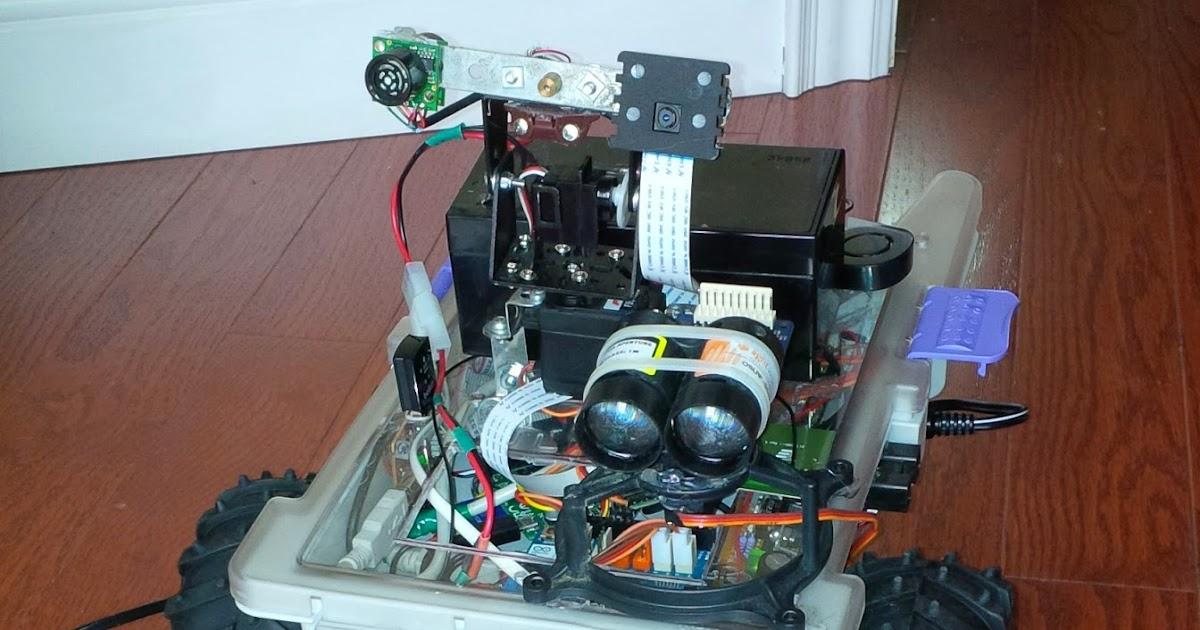 Arduino-Pi Ramblings: Should I port SLAM to the Raspberry Pi's