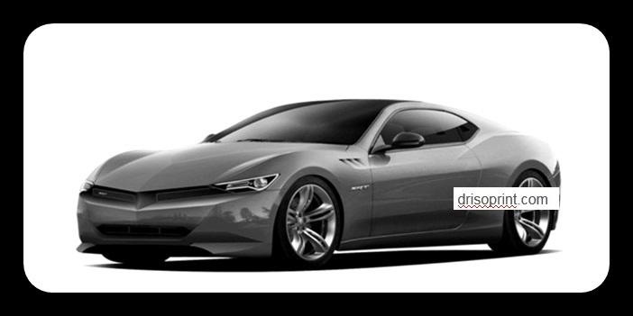 2016 SRT Barracuda Concept