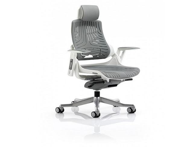 buy best ergonomic office chair for tall person grey sale online