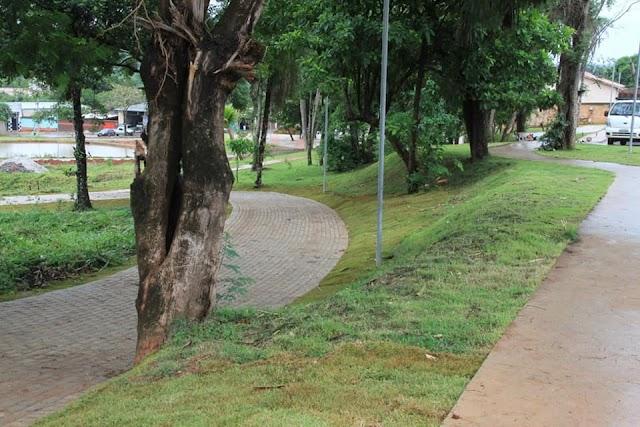 Senador Canedo: Parque Ambiental da Vila Galvão