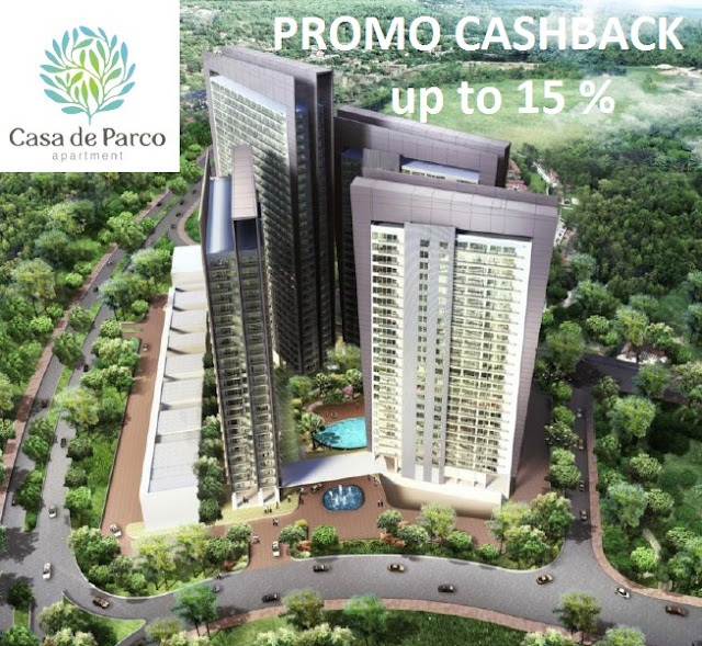 Casa de Parco BSD City