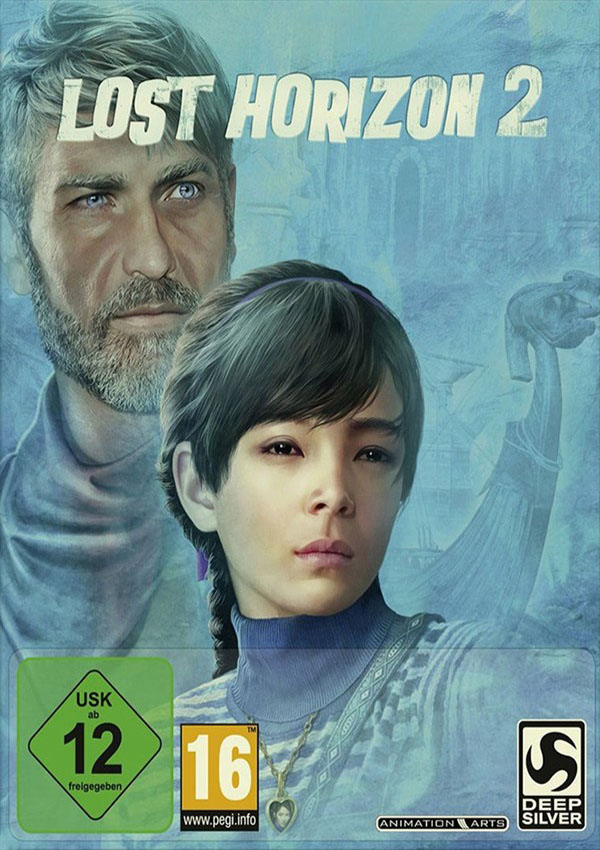 Lost Horizon 2 Download Cover Free Game
