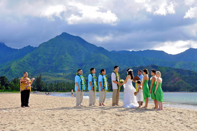 Hawaii is one of the best wedding location in the world