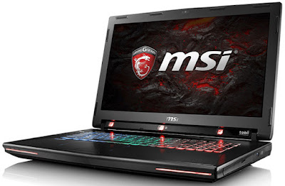 MSI GT72VR 6RE-096XES