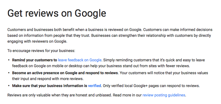 HelpHound Blog: Google My Business: useful links and pointers