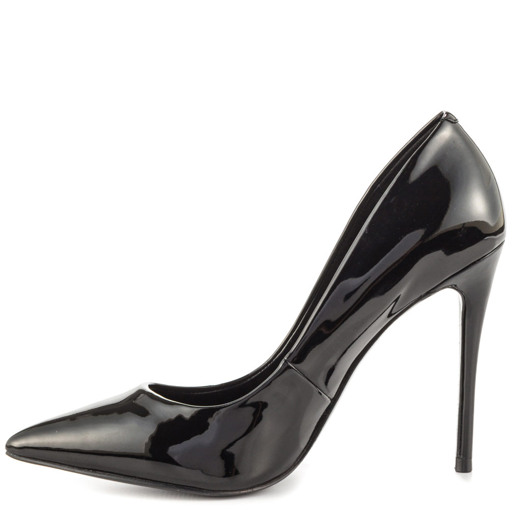7f08f1cc7d4 Aldo Stessy Black Patent Leather Pumps