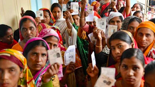 assembly-elections-around-67-voting-turnout-recorded-in-telangana-73-in-rajasthan