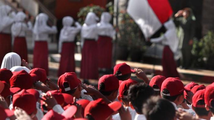 Kegiatan Wajib dalam Pelaksanaan Gerakan Penumbuhan Budi Pekerti (PBP) di Sekolah Melalui Pembiasaan