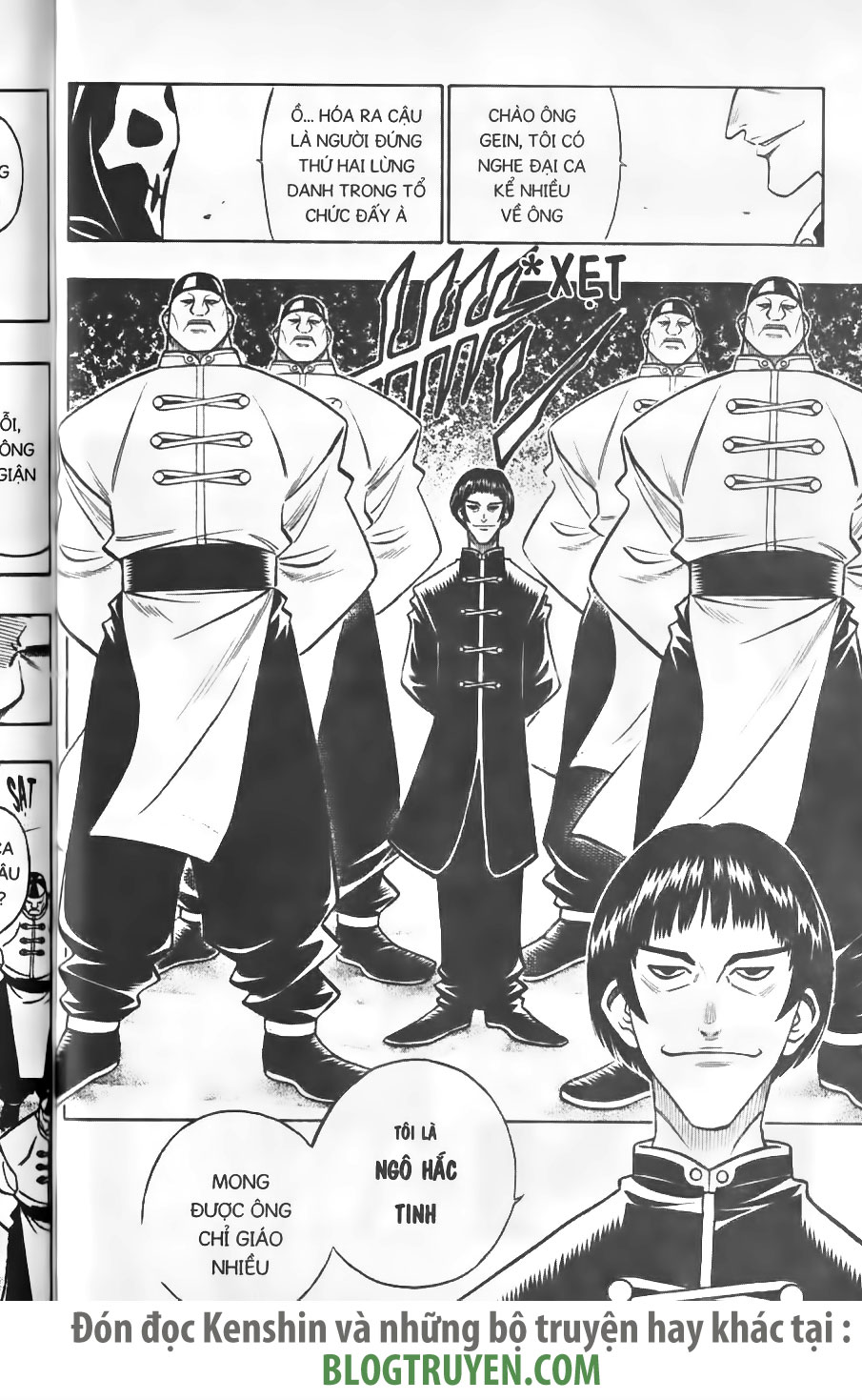 Rurouni Kenshin chap 214 trang 6