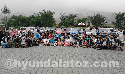 Touring Bersama Atoz Club Indonesia Chapter Jogja Jateng