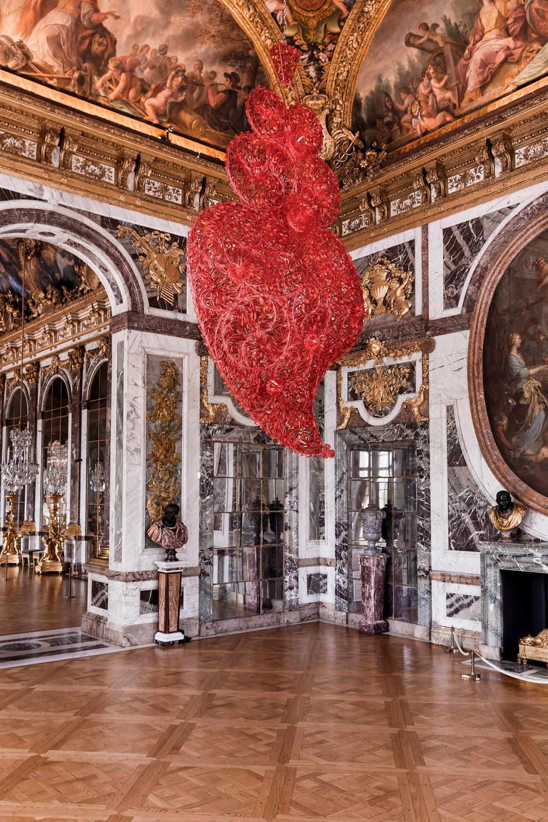 Whats Up Trouvaillesdujour Versailles By Joana Vasconcelos