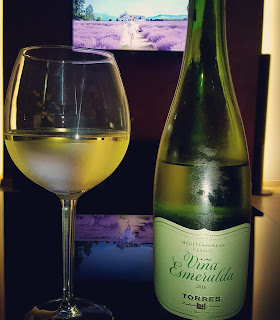 Torres Vina Esmeralda Gewurztraminer/Muscat opis smaku i recenzja wina