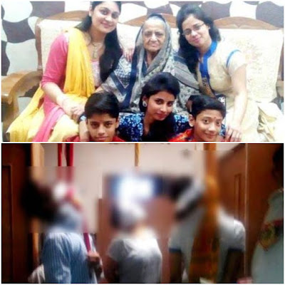 New Delhi Burari Case Post Martem Report Done