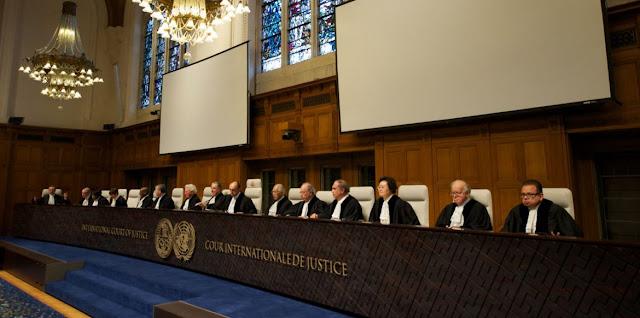 Corte Penal Internacional y Derecho