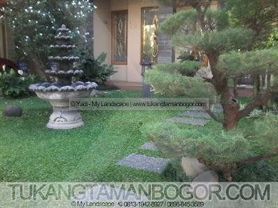 Taman Minimalis Halaman Depan Rumah