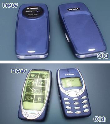 Apakah ini wujud asli dari Nokia 3310 edisi 2017 ?