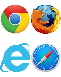 navegadores principales