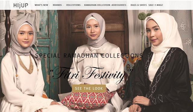Tips Membeli Hijab Melalui Hijab Online Shop