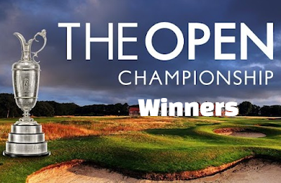 the open championship, British open, the open, golf, tournament, previous, winners, champions, list, by year, history.