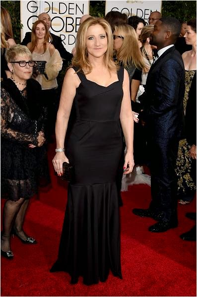Edie Falco 72nd Annual Golden Globe Awards