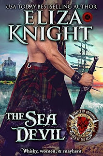 Blog Tour Book Review: The Sea Devil by Eliza Night