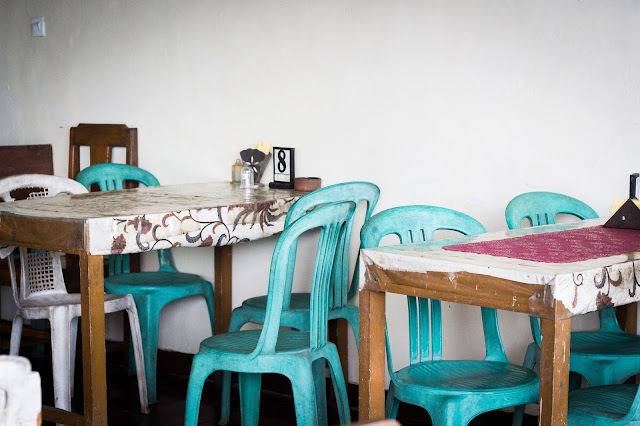 restaurante, yogyakarta, indonesia
