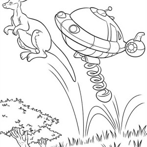 little einstein rocket ship coloring pages | Dear Person Reading This,: Questionable Kids Shows On Netflix