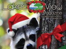 December 2014 Magazine Cover