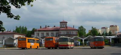 Dworzec autobusowy PKS Koszalin
