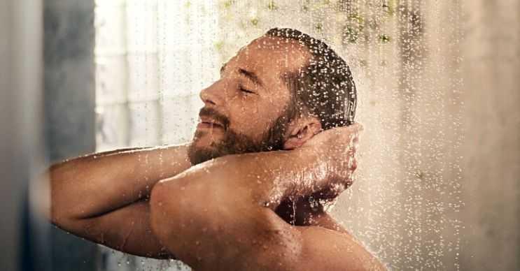 Soğuk suyla alacağınız bir duş metabolizmanızın %93 oranında hızlanmasını sağlayacaktır.